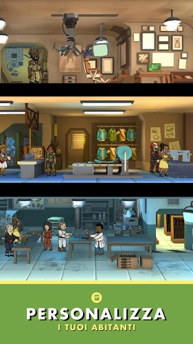 Gioca Fallout Shelter on pc 4