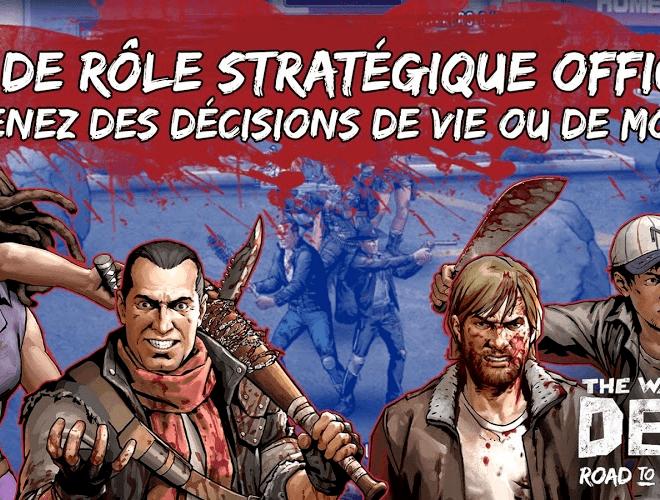 Jouez à  The Walking Dead: Road to Survival sur PC 3