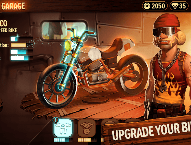 Play Trials Frontier on pc 18