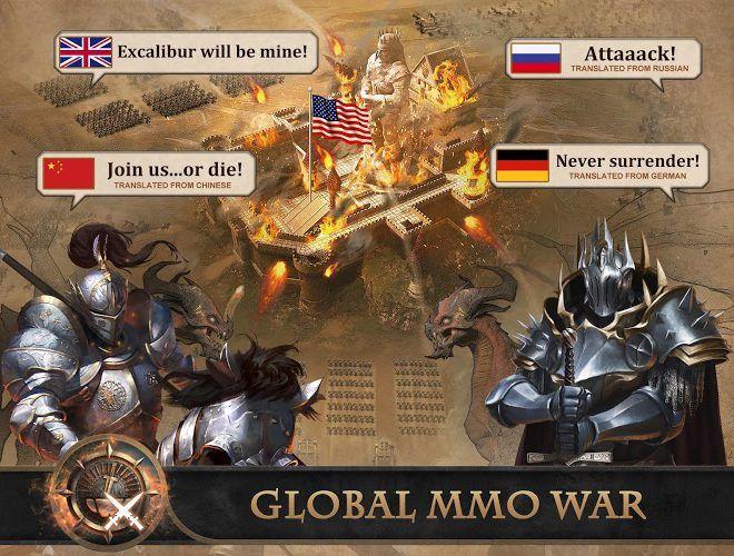 Chơi King of Avalon: Dragon Warfare on pc 6