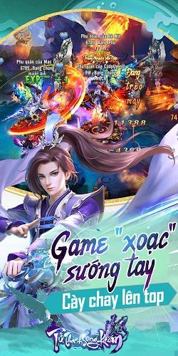 Chơi Tử Thanh Song Kiếm on PC 7