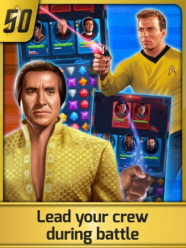 즐겨보세요 Star Trek ® – Wrath of Gems on PC 12