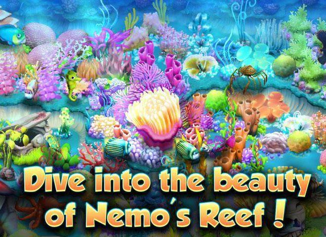 เล่น Nemo's Reef on PC 5