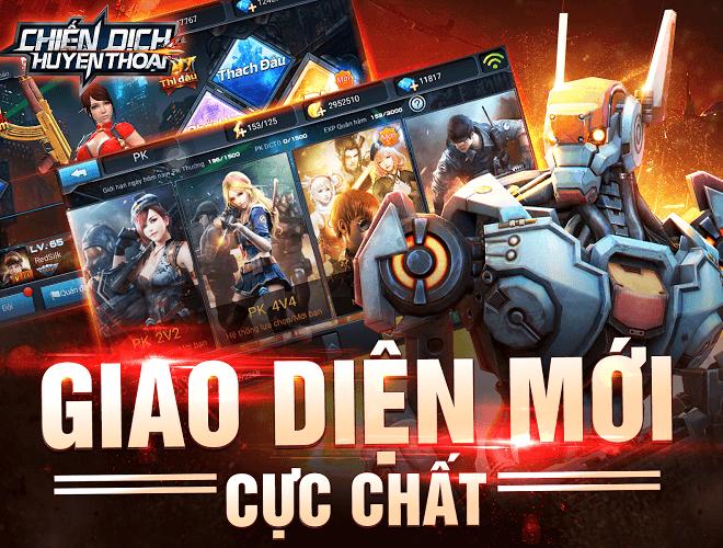 Chơi Chien Dich Huyen Thoai on PC 10