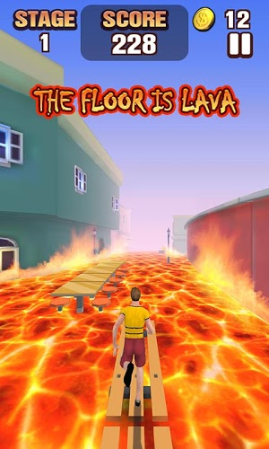Play The Floor Is Lava on PC 11