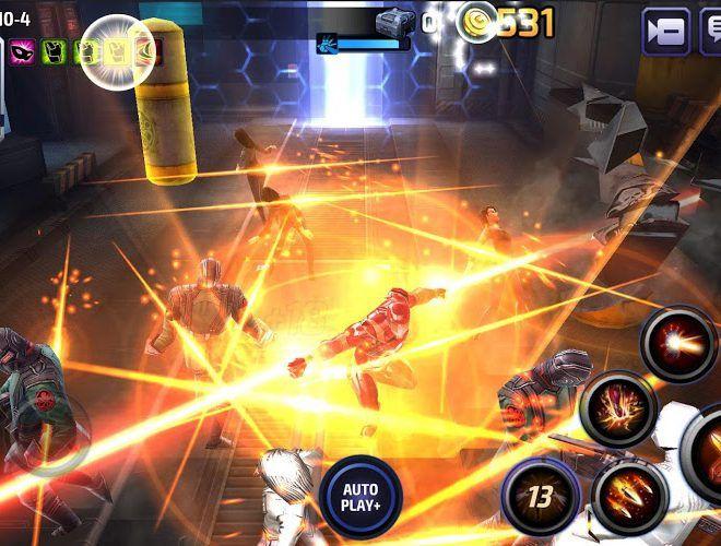 เล่น Marvel Future Fight on PC 8