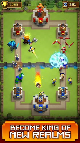 Play Royale Clans – Clash of Wars on PC 5