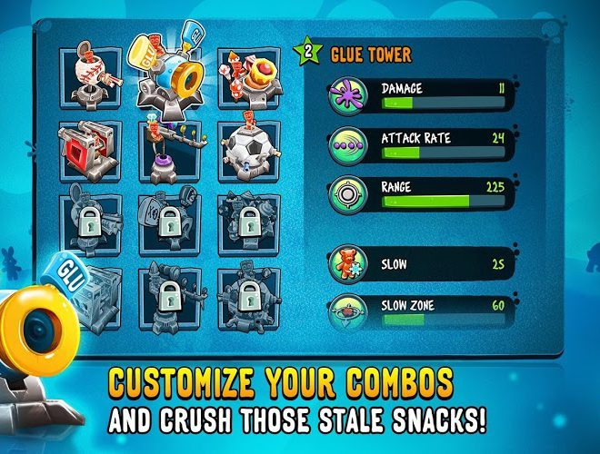 Play Sour Patch Kids: Candy Defense on PC 5