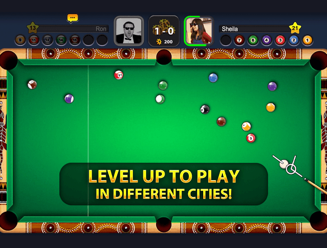 เล่น 8 Ball Pool on PC 10