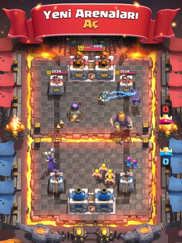 Clash Royale İndirin ve PC'de Oynayın 13