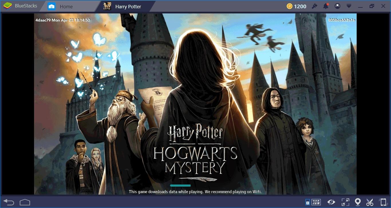Harry Potter: Hogwarts Mystery Anfänger Anleitung – Eine Einführung in Hogwarts