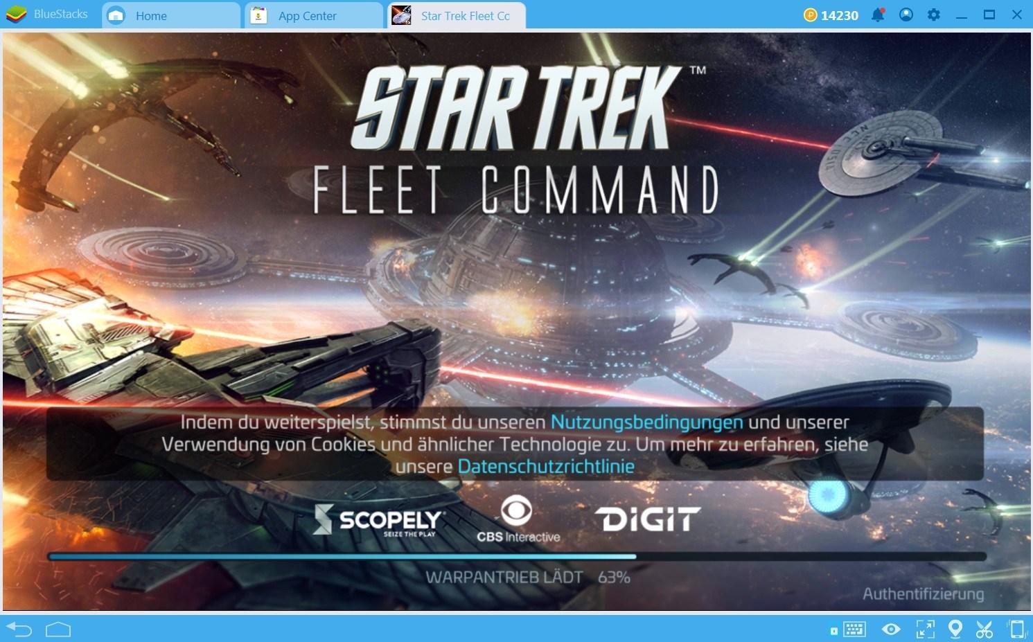 Wage dich dorthin, wo noch kein Mann jemals war:  Star Trek Fleet Command Review & Anfänger- Guide