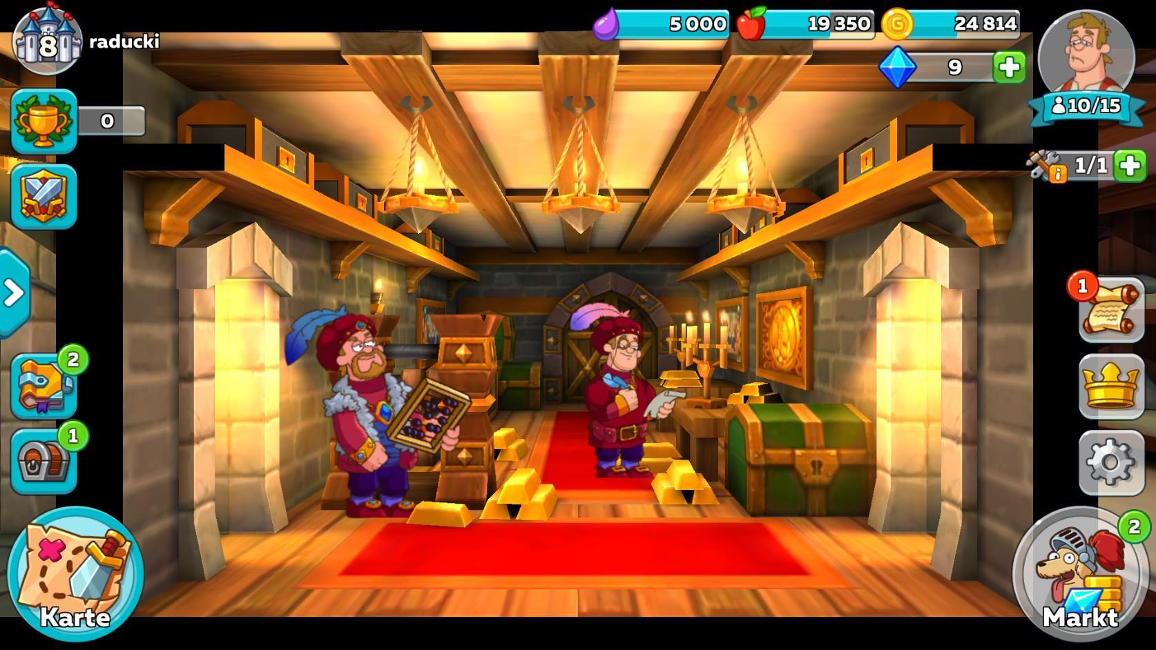 Tipps und Tricks für Hustle Castle: Fantasy Schloss – Teil II