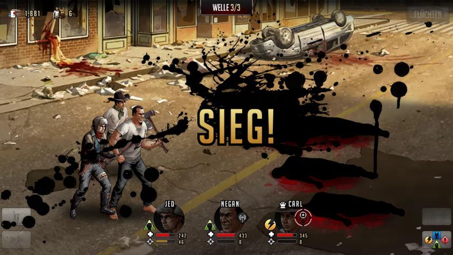 Tipps und Tricks für The Walking Dead: Road to Survival