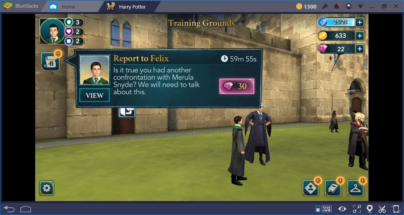 Harry Potter: Hogwarts Mystery Tipps und Tricks
