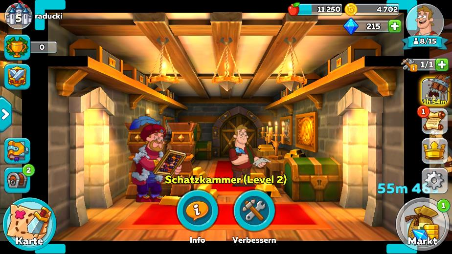 Tipps und Tricks für Hustle Castle: Fantasy Schloss – Teil I
