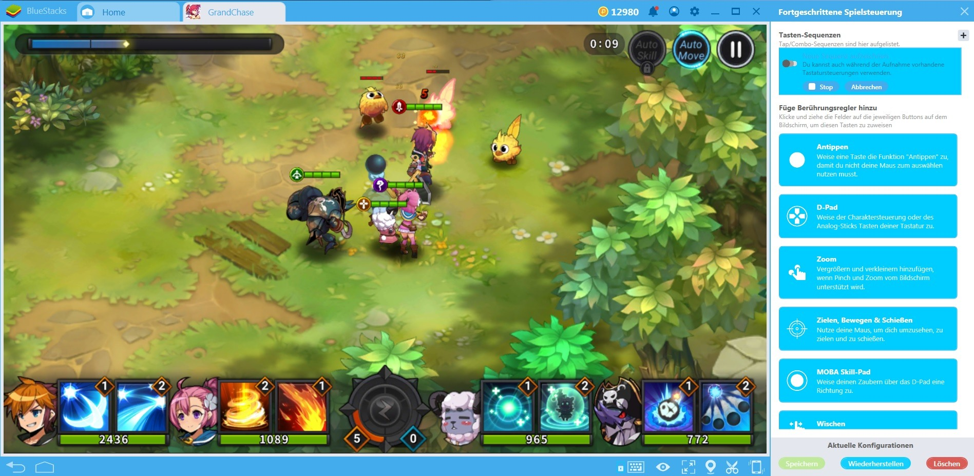 BlueStacks Tipps: Gib dein Bestes in Elyos