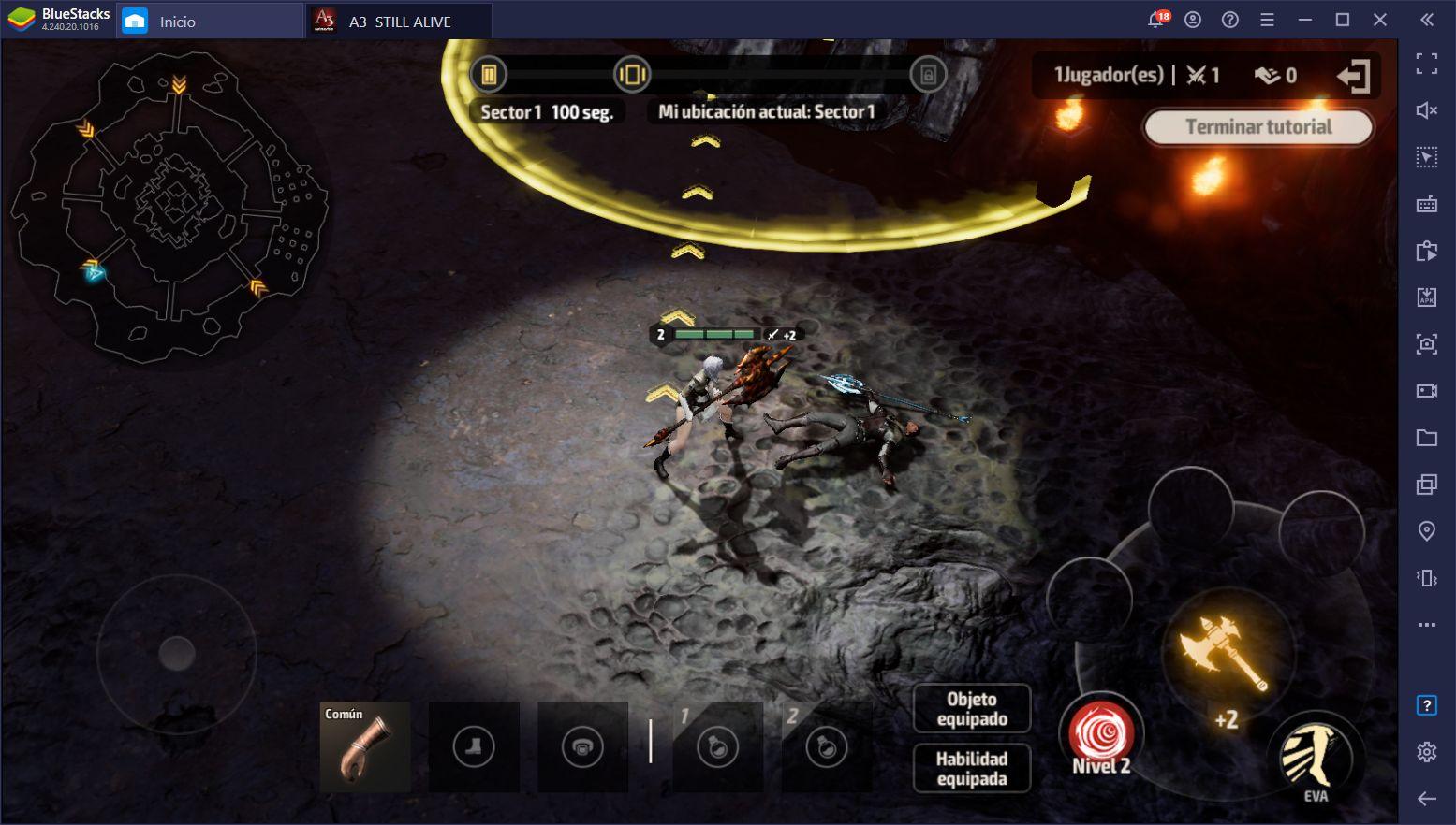 Guía del Battle Royale de A3: Still Alive – Cómo Jugar y Ganar Todas tus Partidas