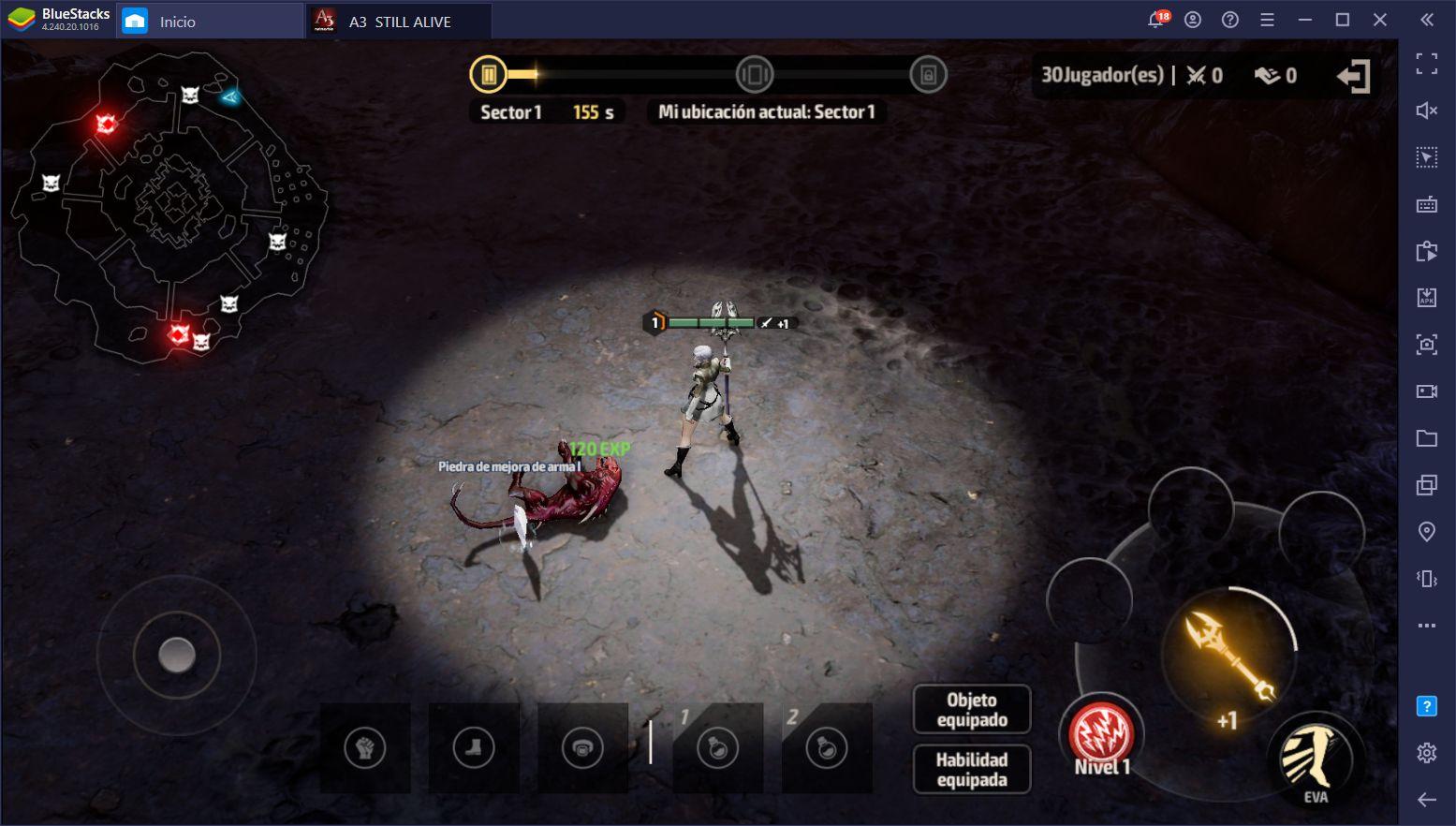 A3: Still Alive – Trucos y Consejos para Ganar en el Modo Battle Royale 'Presencia Oscura'