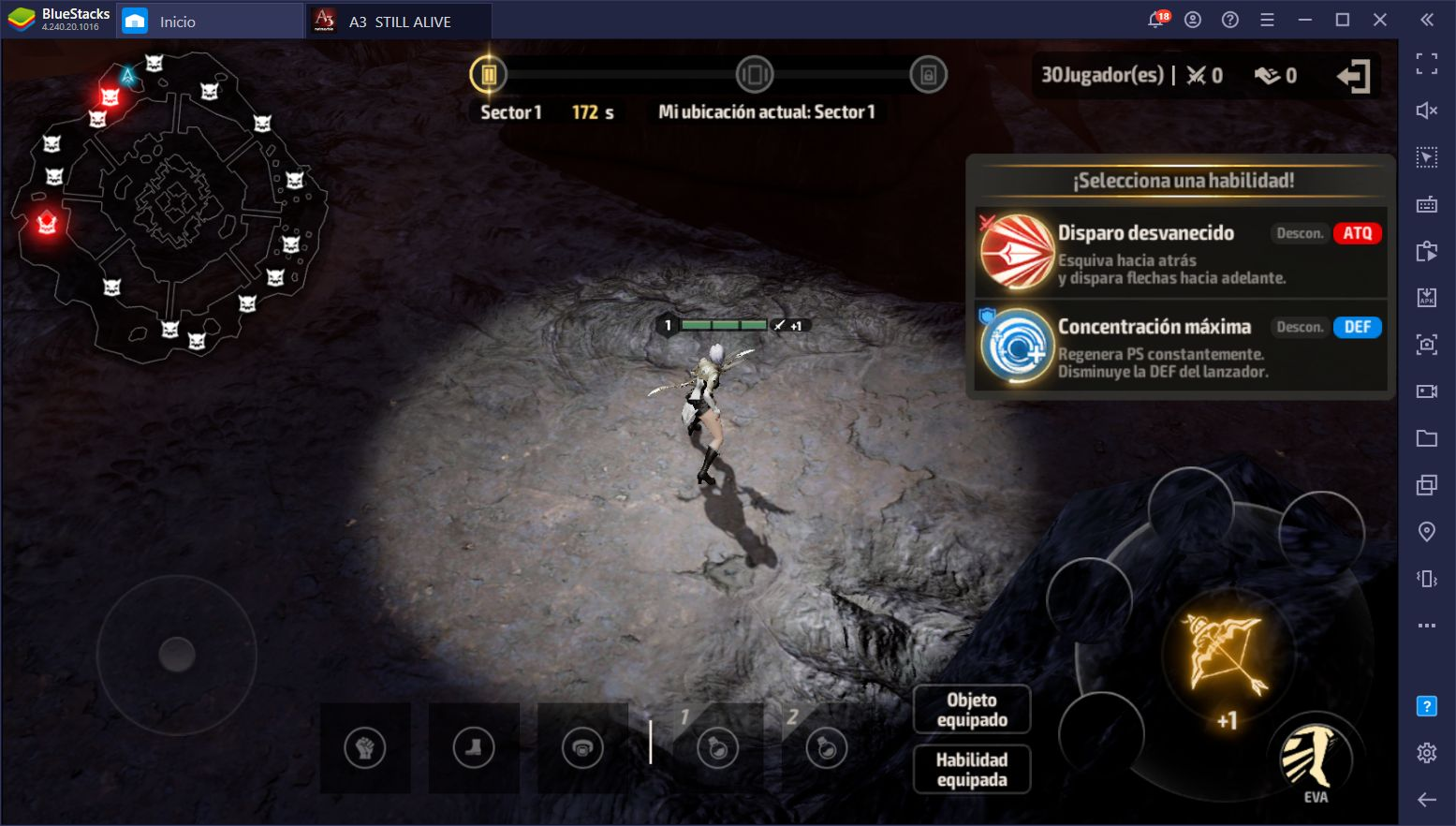 A3: Still Alive – Cómo Usar BlueStacks Para Ganar Todas las Partidas en el Battle Royale de A3