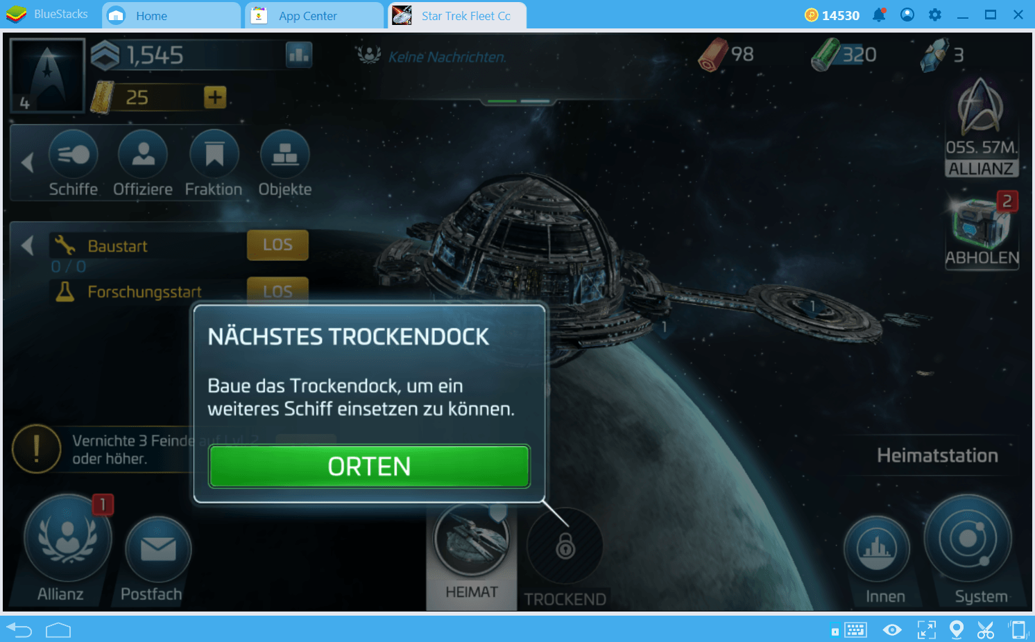 Star Trek Fleet Command Schiff- Guide