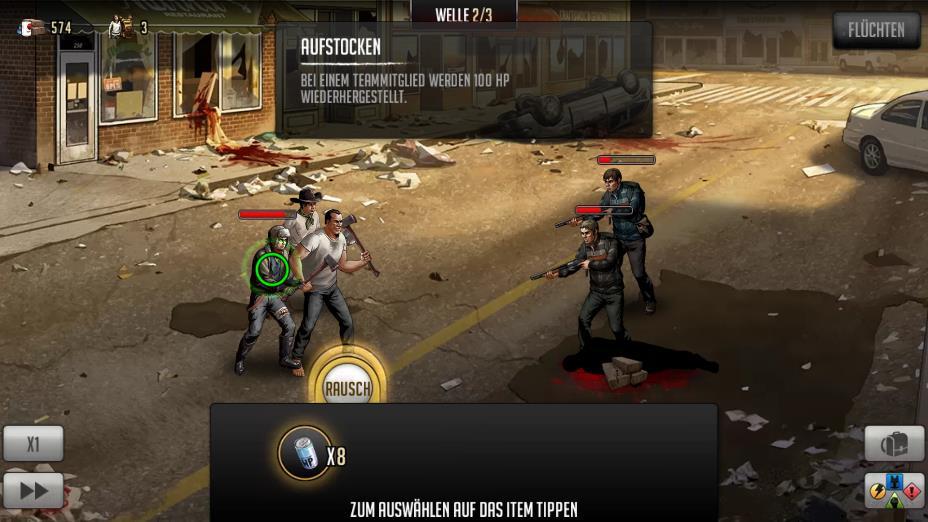 Workshop-Anleitung für The Walking Dead: Road to Survival