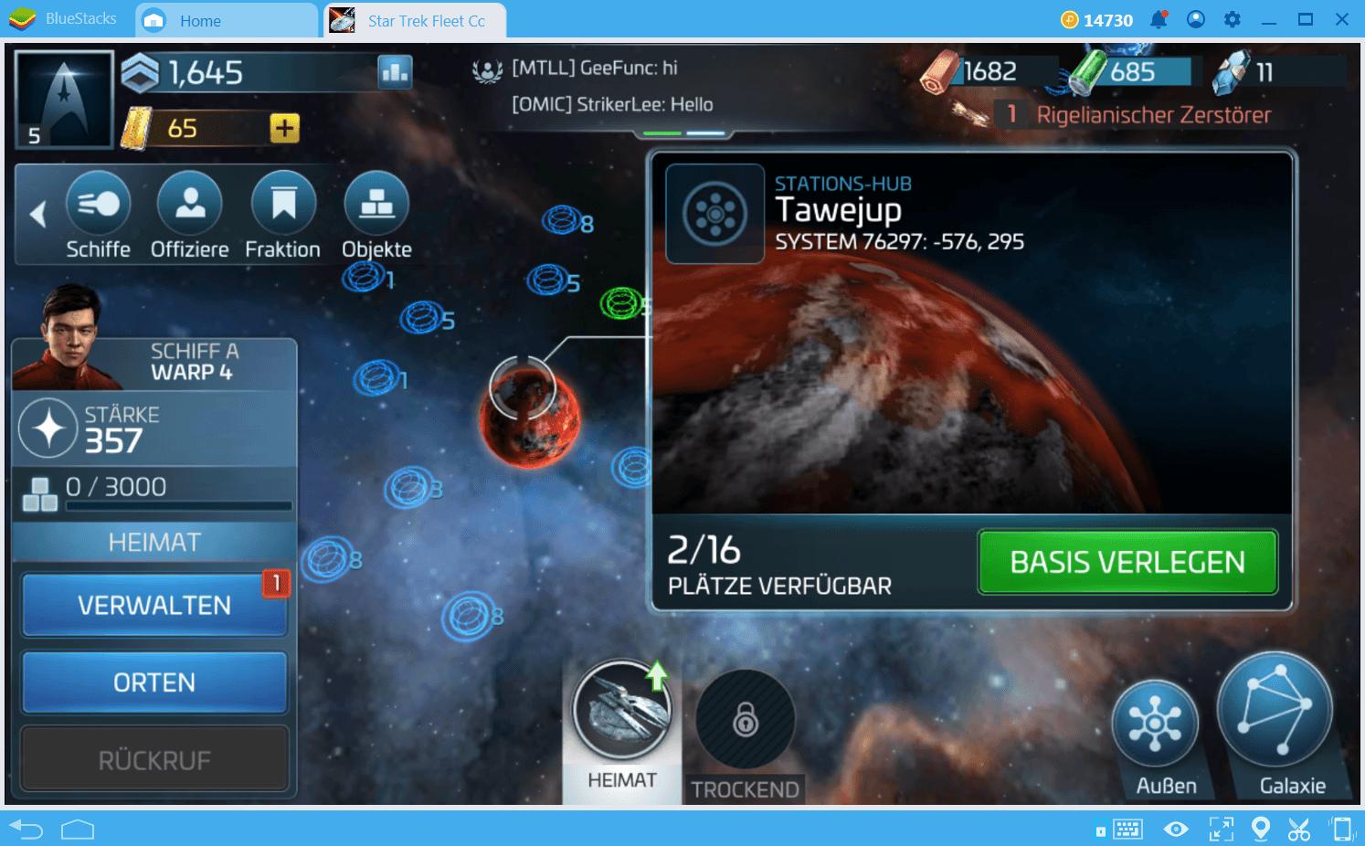 Star Trek Fleet Command: Die nützlichsten Tipps und Tricks