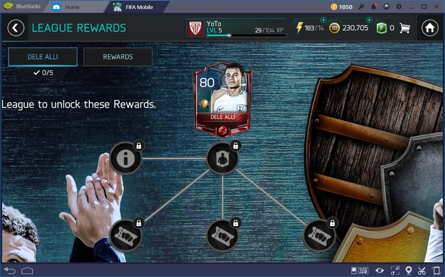 Die verschiedenen Spielertypen in FIFA Fußball (FIFA Mobile)