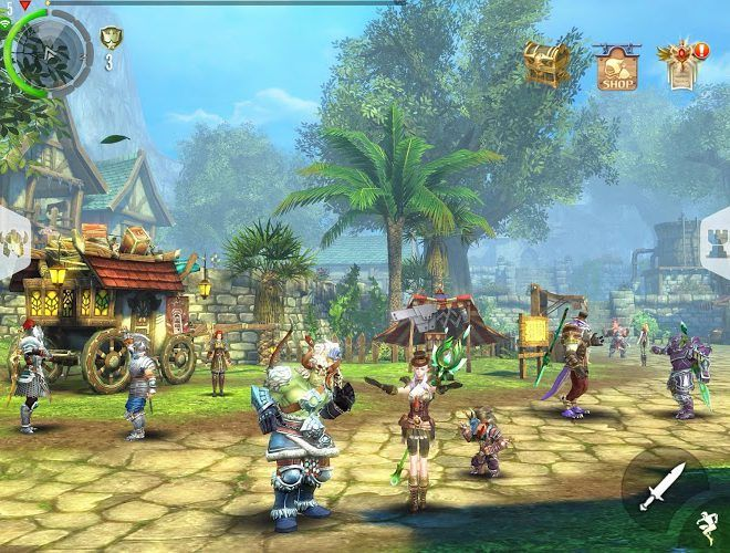 เล่น Order & Chaos 2: Redemption on PC 8