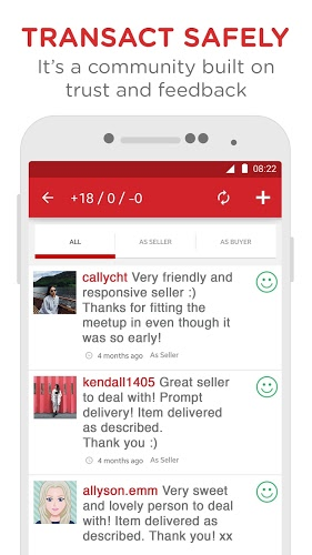 Play Carousell on PC 8