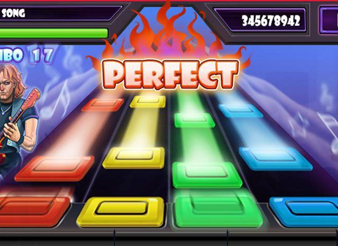 Play Rock Mania on PC 2