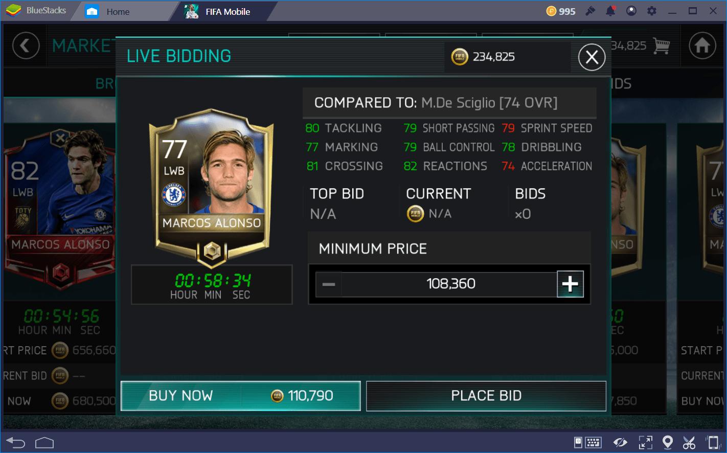 Die besten Spieler, die du in FIFA Fußball (FIFA Mobile) bekommen kannst