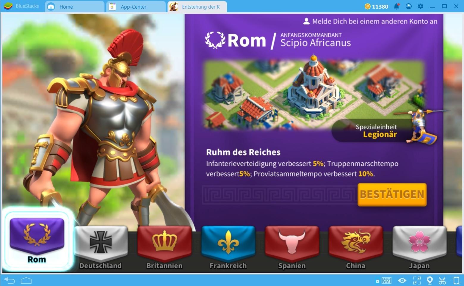 Kommandanten-Guide für Rise of Kingdoms: Kampf- und Gemeinschaftsstrategien