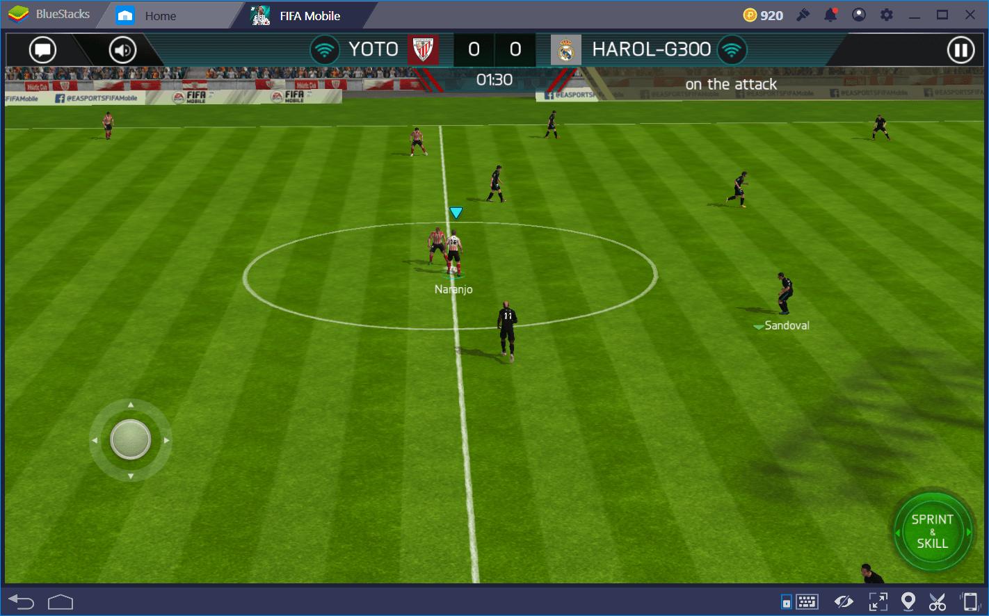 Wie FIFA Fußball (FIFA Mobile) mobile Fussballspiele endlich richtig hinbekommen hat