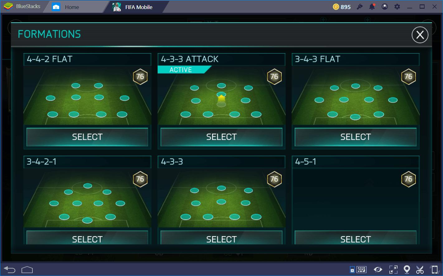 FIFA Fußball (FIFA Mobile) Tipps und Tricks