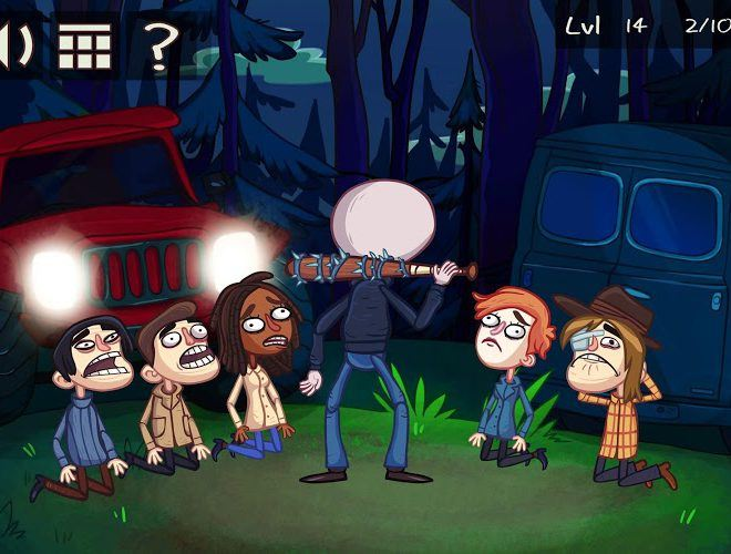 Играй Troll Face Quest TV Shows На ПК 3