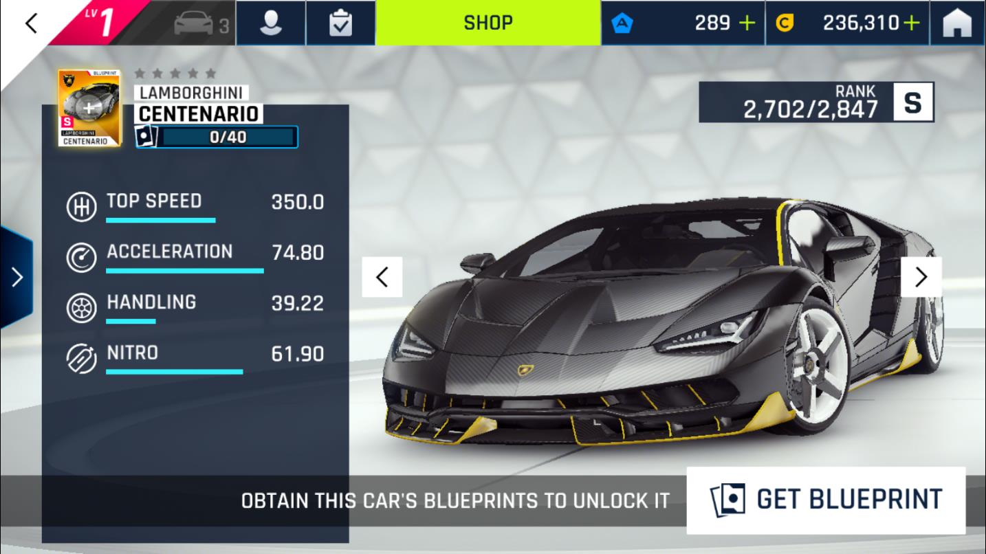 Asphalt 9: Legends on PC – How to Obtain and Upgrade More Cars