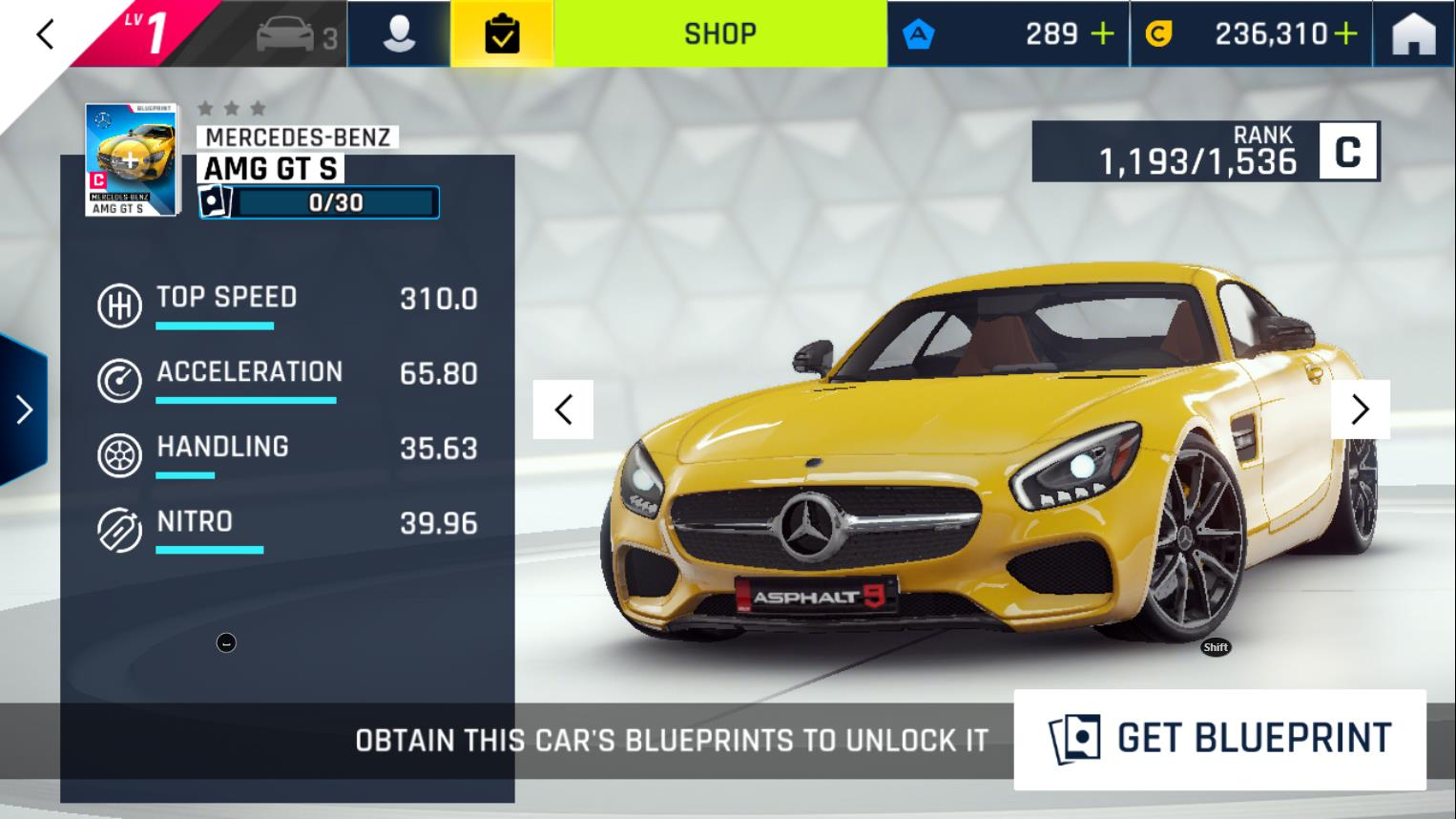 Asphalt 9: Legends on PC – The Absolute Best Cars for Each Class