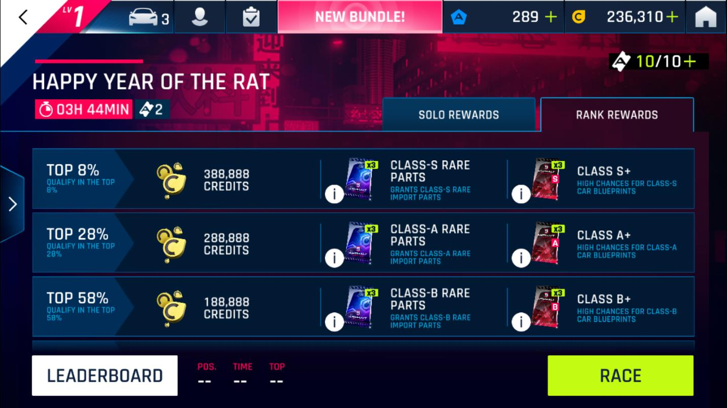 Asphalt 9: Legends on PC – The Complete Guide to Credits and Tokens