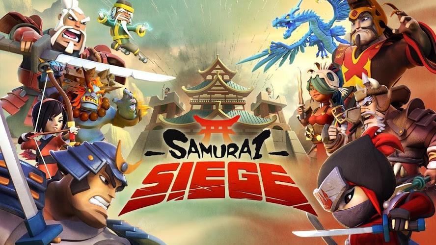 Играй Samurai Siege На ПК 17