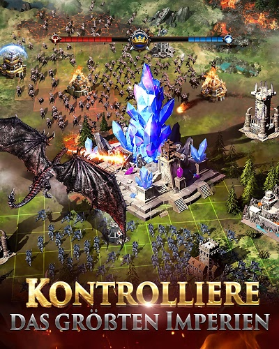 Spielen Clash of Kings on PC 11