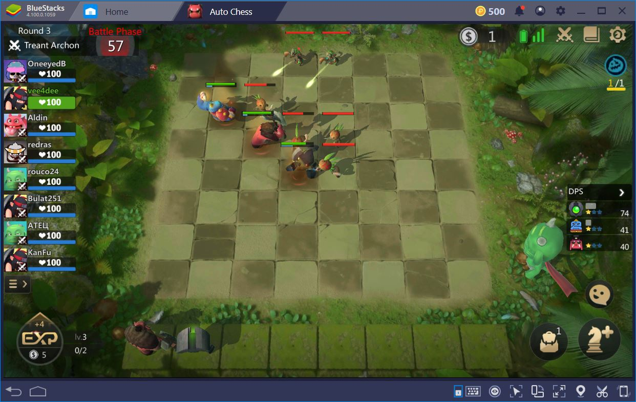 Auto Chess Avoid Newbie Position Mistakes S1
