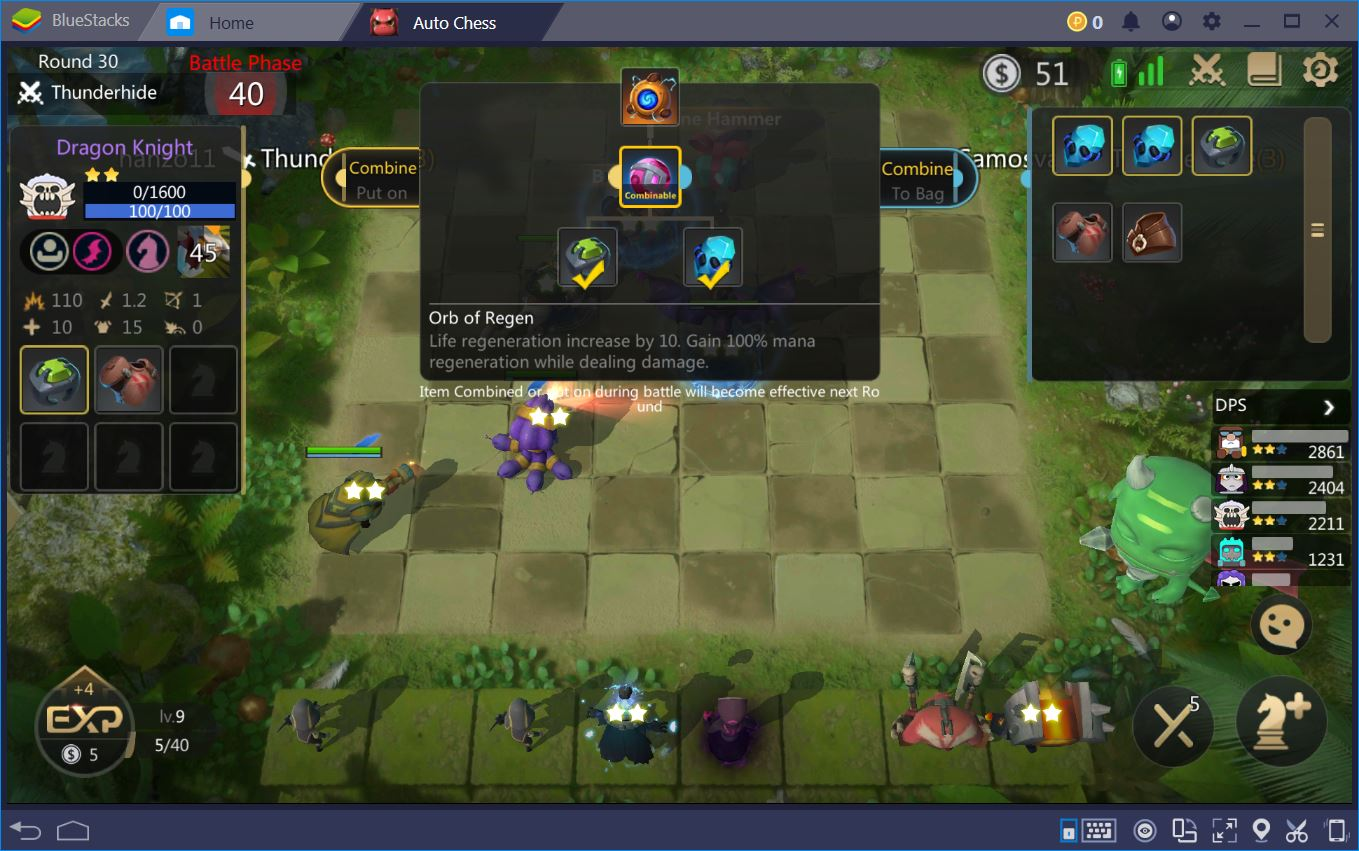 Auto Chess Beginners Item Guide S3