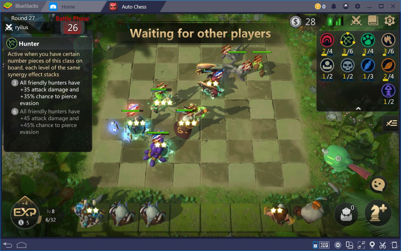 Auto Chess: How to Build a Roaring Druid Team
