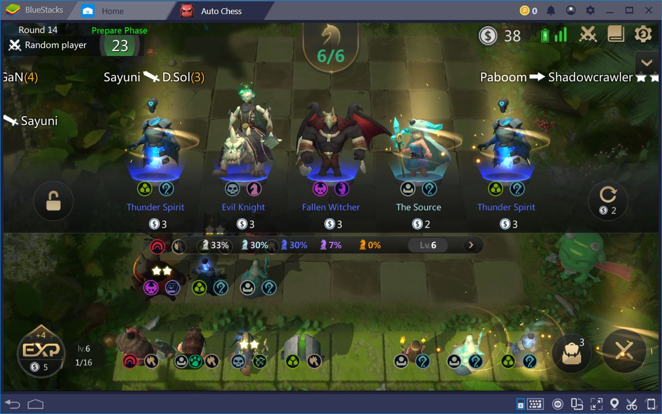 Auto Chess: How to Win with a Deadly Mage Synergy