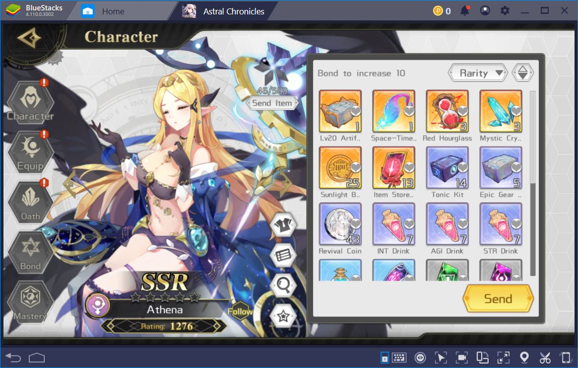 Astral Chronicles: The Nifty Beginner's Guide