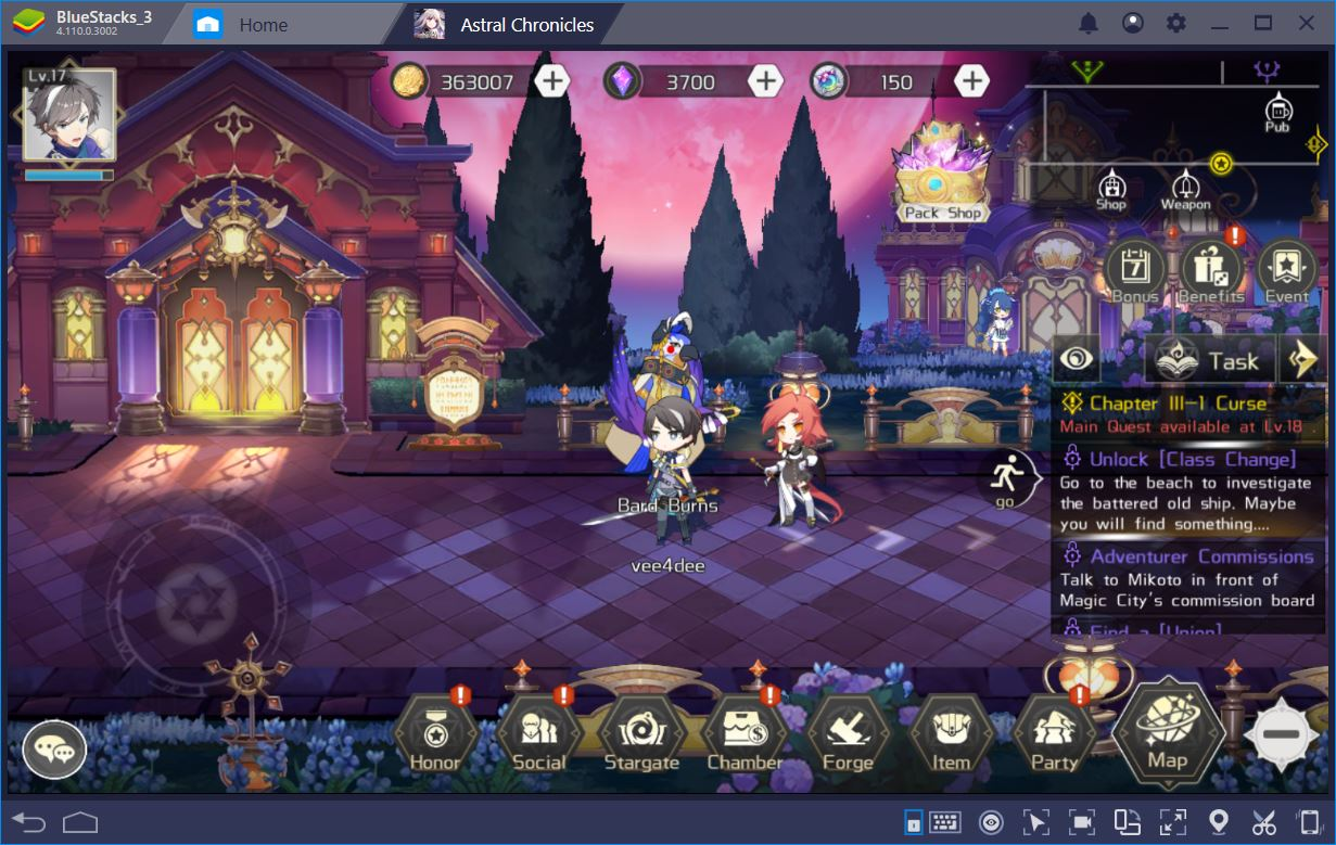 How to Play Astral Chronicles and Re-Roll on BlueStacks | BlueStacks