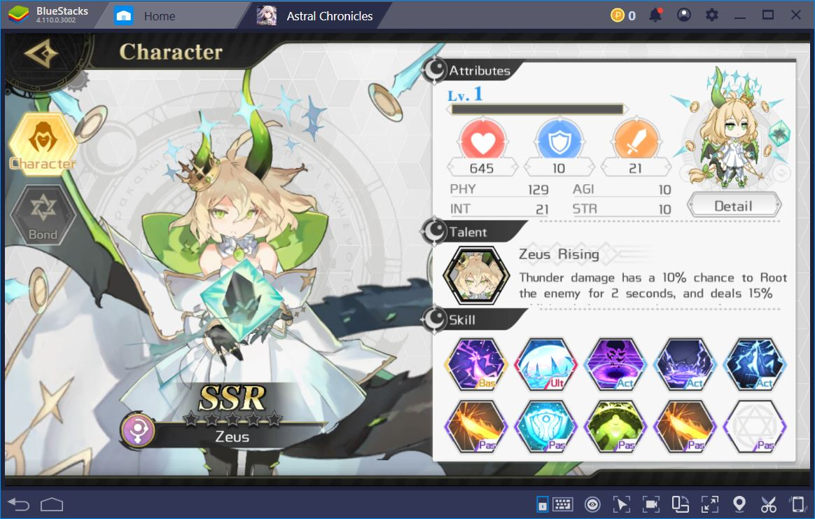 The Most OP Characters in Astral Chronicles: An SSR Tier List