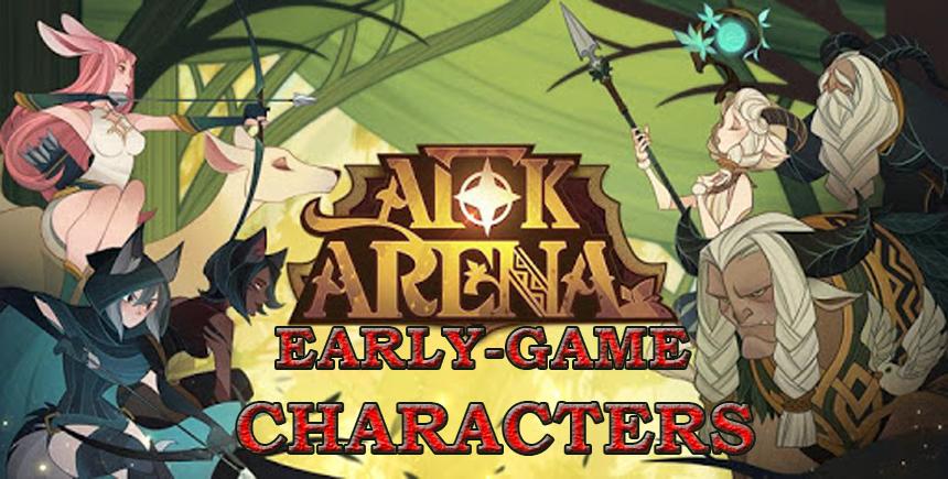 AFK Arena على جهاز الكمبيوتر – أفضل 5 شخصيات للمراحل المبكرة للعبة