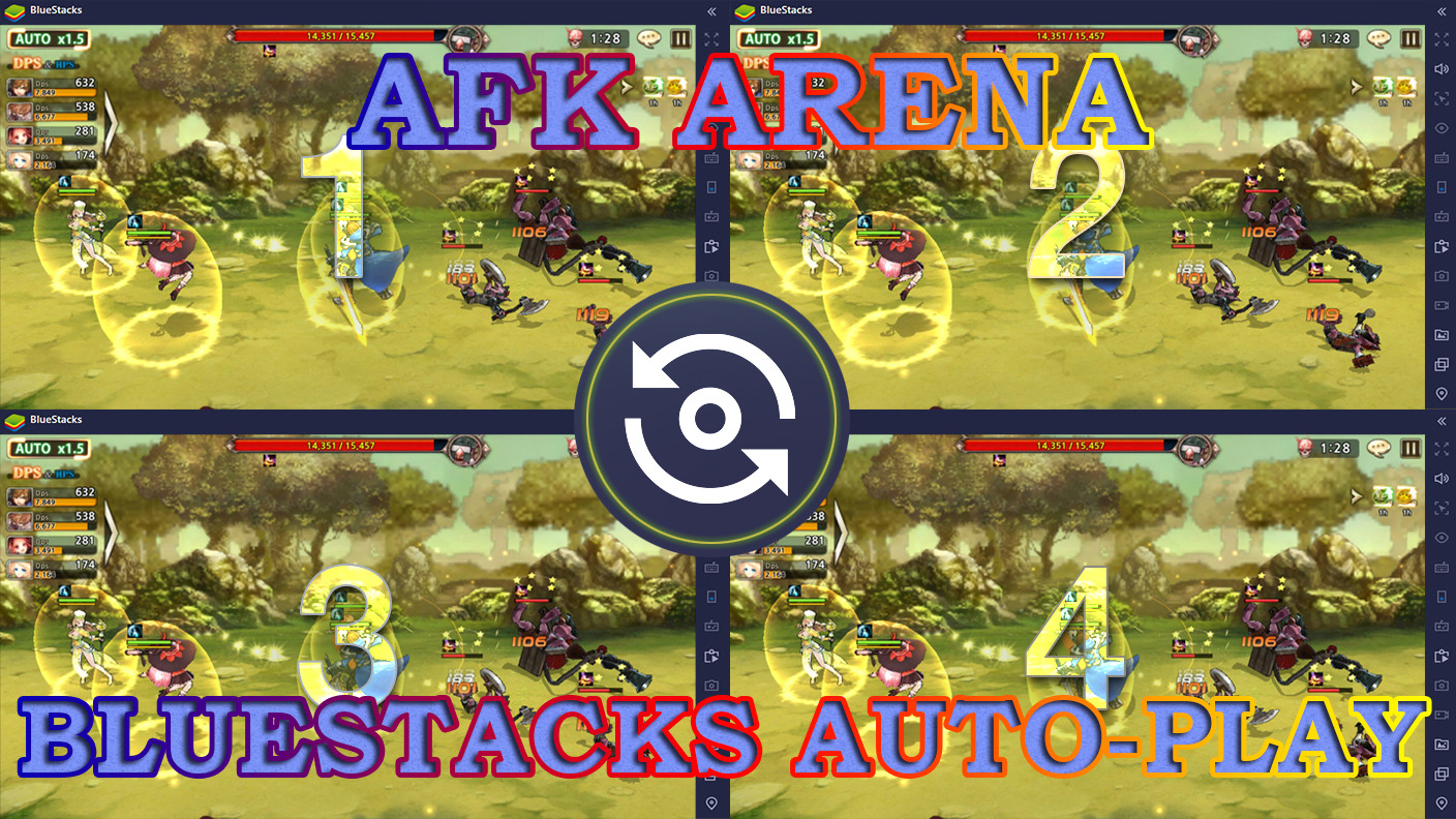 Take the Auto-Play in AFK Arena on PC to the Next Level With BlueStacks